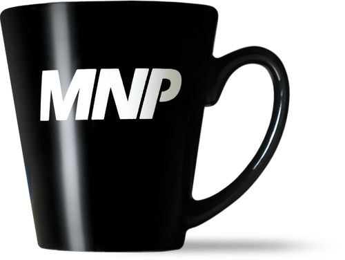 MNP coffee mug
